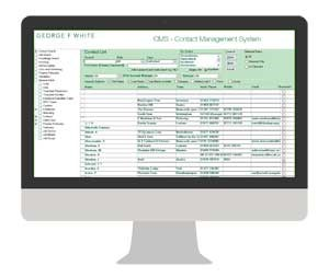 GFW Contact Management System